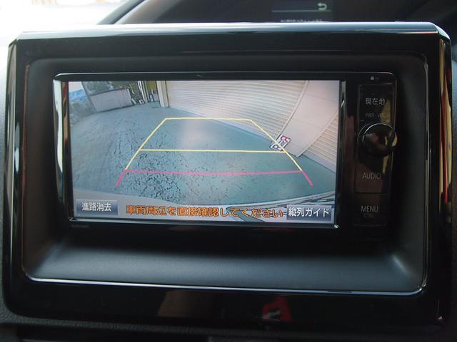 トヨタ ヴォクシー ZS 煌 禁煙 両電動スライド SDナビ Bカメラ 後席M