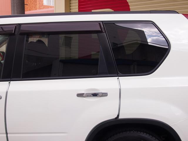 日産 エクストレイル 20X 4WD 撥水カブロンシート HDDナビ 17AW