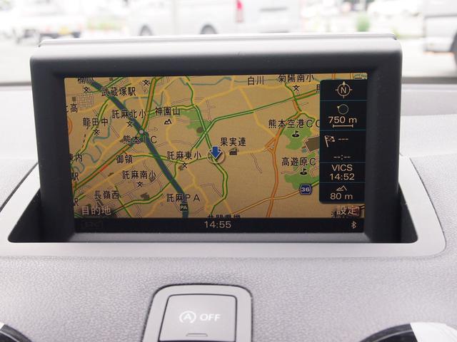 アウディ アウディ A1 1.4TFSI HDDナビ フルセグ ターボEG アイスト