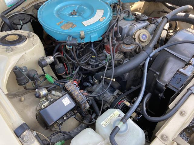 エンジン型式12T 5速マニュアル エアコン(74枚目)