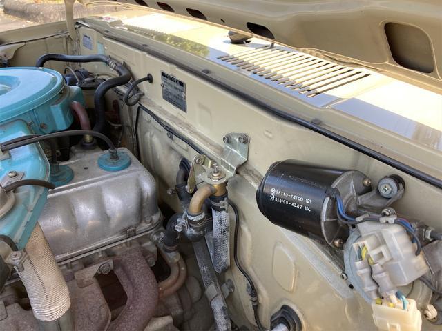 エンジン型式12T 5速マニュアル エアコン(78枚目)