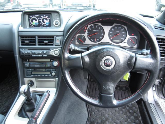 GT-R Vスペック 1オーナー禁煙 無改造車(17枚目)