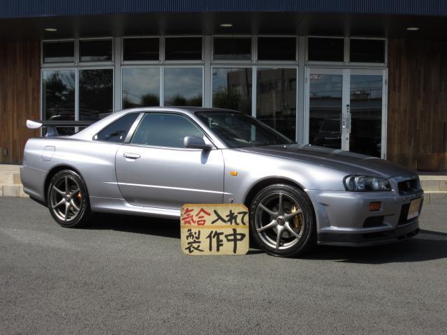 GT-R Vスペック 1オーナー禁煙 無改造車(19枚目)