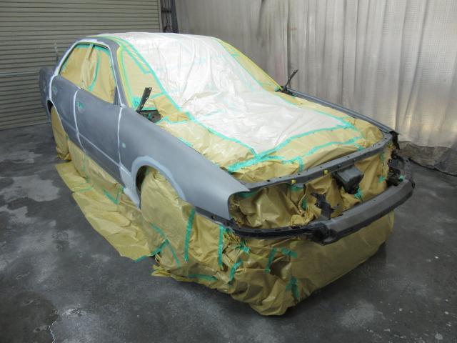 日産 スカイライン 25GTターボ 4D フルエアロ 新品部品製作車 1オーナー