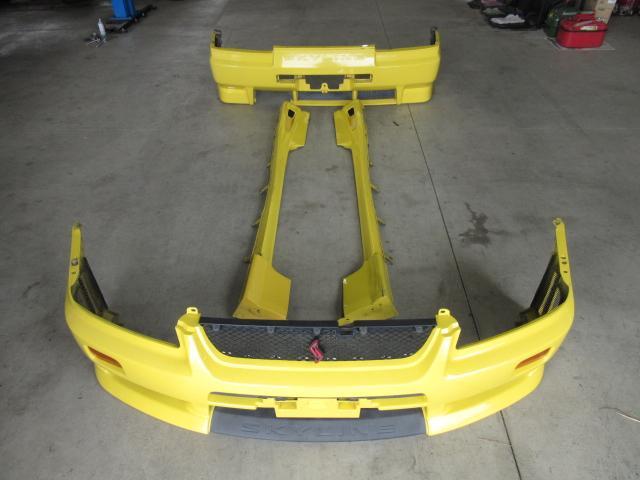 日産 スカイライン 25GTターボ 2D 純正エアロ 新品部品製作車 1オーナー