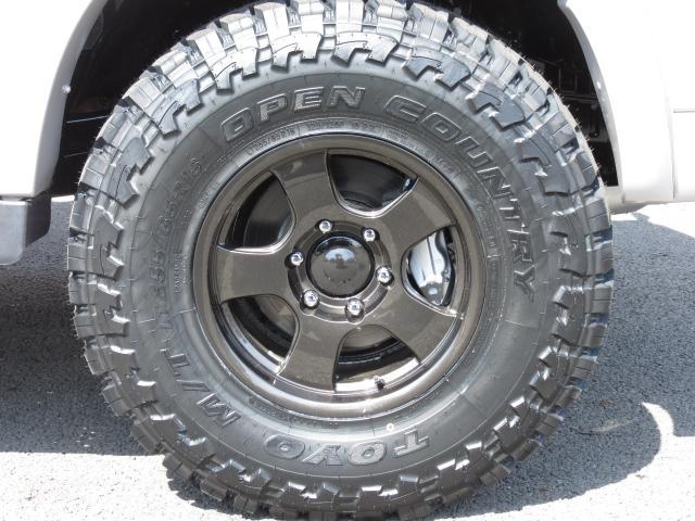 Dターボ4WD 新品リフトUP製作車 1オーナー禁煙(7枚目)