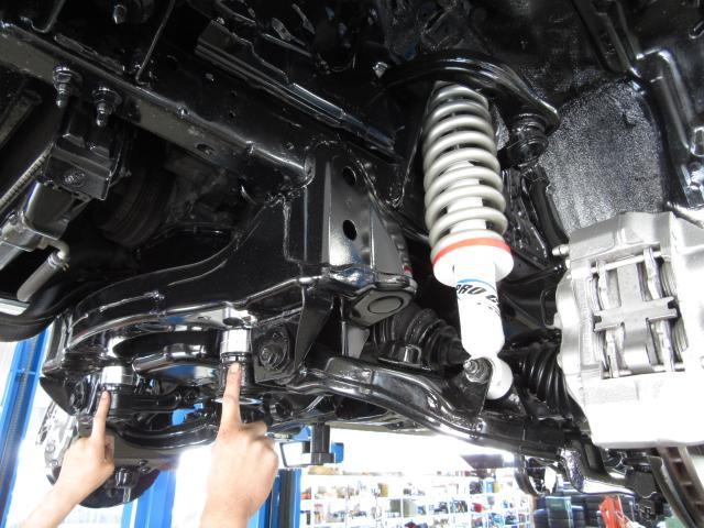 Dターボ4WD 新品リフトUP製作車 1オーナー禁煙(17枚目)