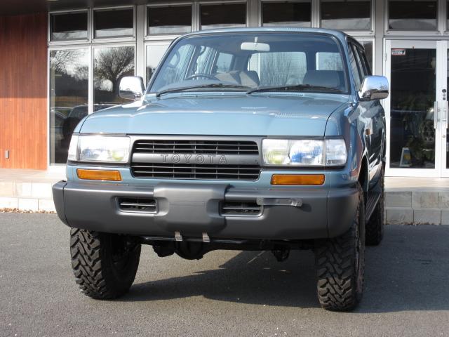 「トヨタ」「ランドクルーザー80」「SUV・クロカン」「熊本県」の中古車2