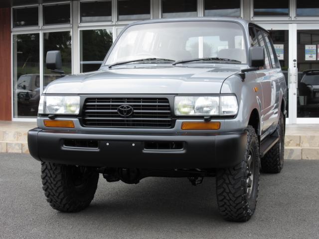 「トヨタ」「ランドクルーザー80」「SUV・クロカン」「熊本県」の中古車4