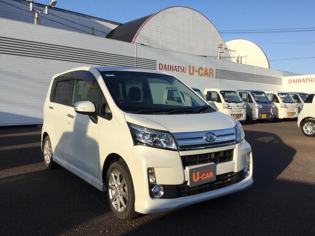 「ダイハツ」「ムーヴ」「コンパクトカー」「鹿児島県」の中古車3