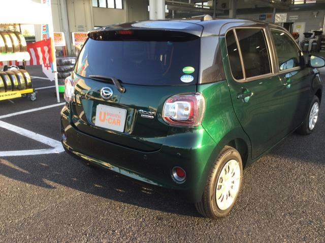 「ダイハツ」「ブーン」「コンパクトカー」「鹿児島県」の中古車8