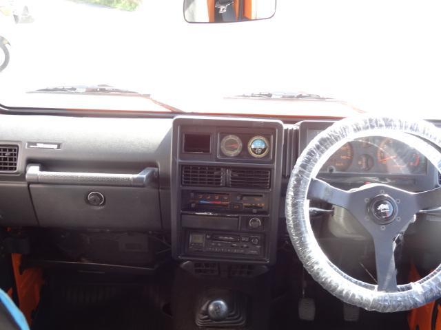 スコットリミテッド 5速MT 4WD ターボ MTタイヤ(15枚目)