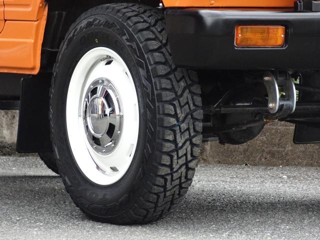 スコットリミテッド 5速MT 4WD ターボ MTタイヤ(19枚目)