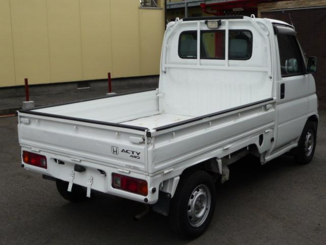 ホンダ アクティトラック アタック 4WD 5速ミッション デフロック付き