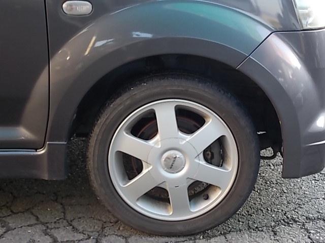 日産 オッティ RX HID ベンチシート Tベルト交換済み