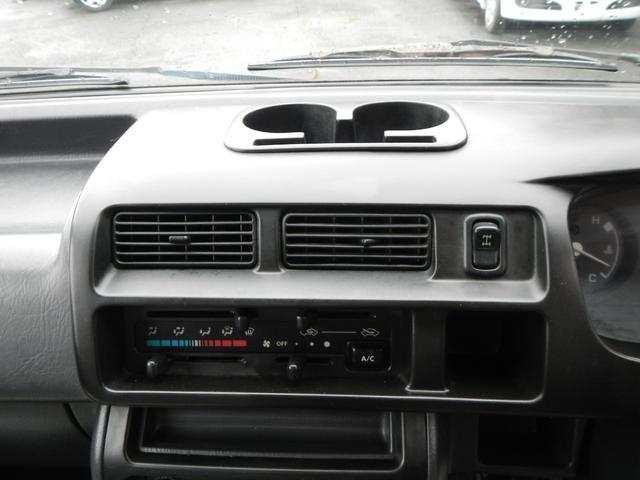 4WD 5速MT 三方開 エアコン タイミングベルト交換済み(10枚目)