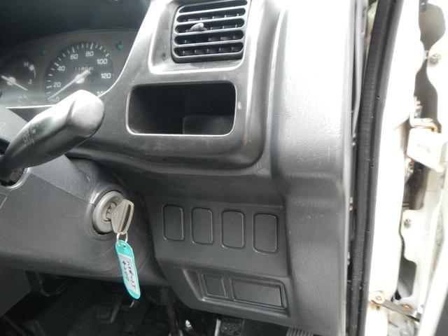 4WD 5速MT 三方開 エアコン タイミングベルト交換済み(18枚目)