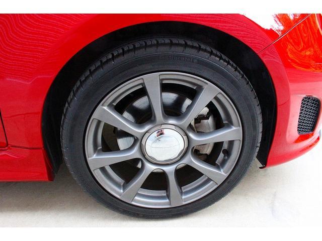 アバルト アバルト アバルト500 ベースグレード レコードモンツァマフラー 5速車