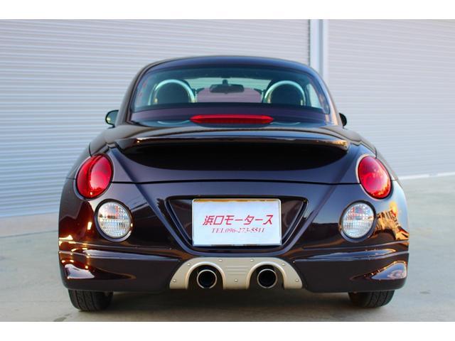 アクティブトップ 5速マニュアル車 シートヒーター付(9枚目)