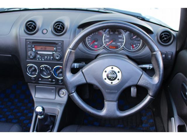 アクティブトップ 5速マニュアル車 シートヒーター付(12枚目)