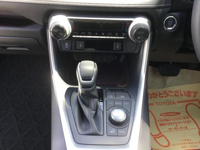 G Zパッケージ NEWモデル 4WD 純正9インチSDナビ(13枚目)