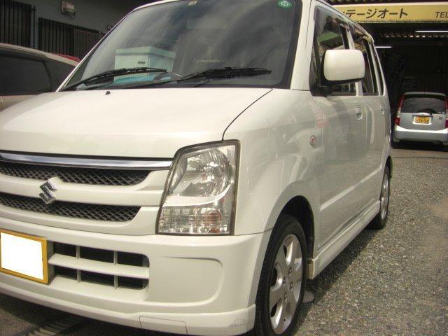スズキ ワゴンR FX-Sリミテッド・キーレス