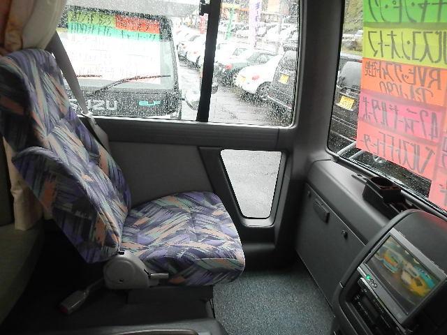 日産 シビリアンバス キャンピング RVビッグフット社製 TANGO