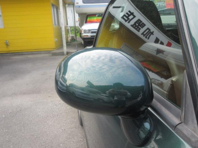 ダイハツ コペン アクティブトップ 電動オープンカー 革調シートカバー