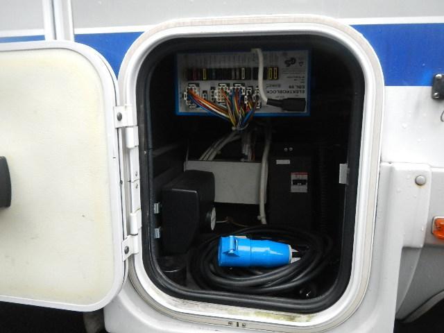 フィアット フィアット A532-2アクティブ キャンピング バーストナー リヤTV