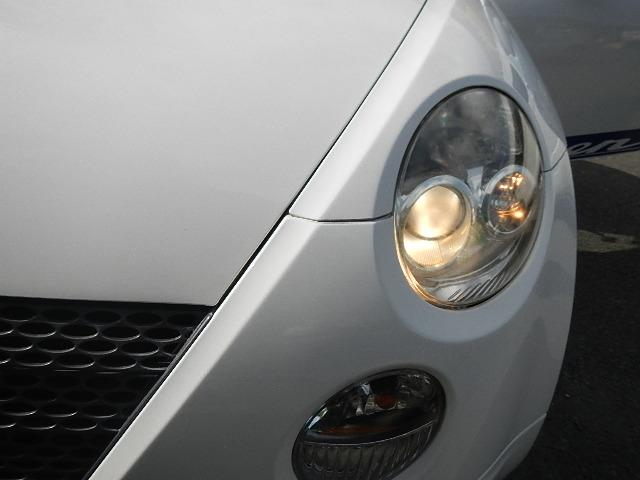 ダイハツ コペン アクティブトップ キーレス ナビ CD 電動オープンカー