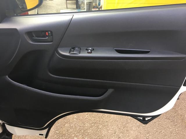 トヨタ ハイエースバン キャンピング RVレグビィ社製 T字ソファーベッド