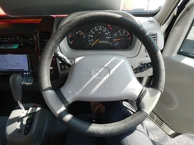 トヨタ カムロード キャンピング RVナッツ社製クレソン 2.5Dターボ ETC