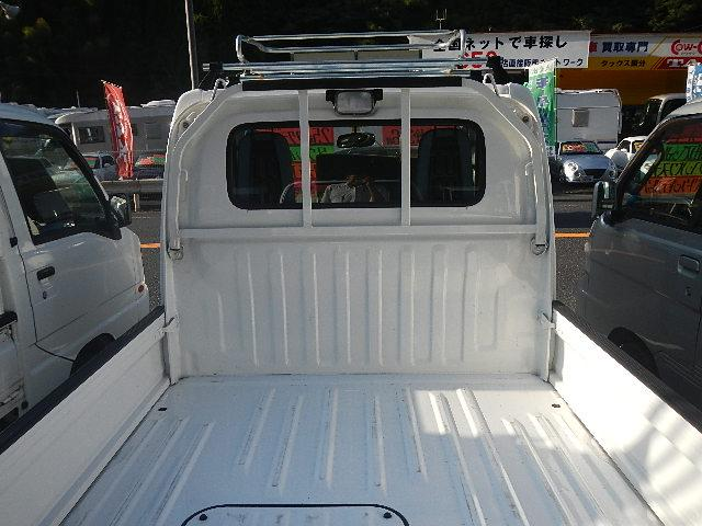 ホンダ アクティトラック タウン ワンオーナー キーレス CD ルーフキャリア 5MT