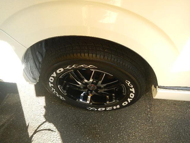 トヨタ ハイエースバン キャンピング トイファクトリー社製GT 1500インバーター