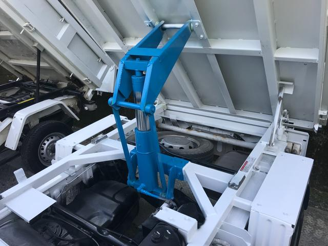 ダンプ 頑丈ダンプ AC PS 5速ミッション 4WD エアバック(10枚目)