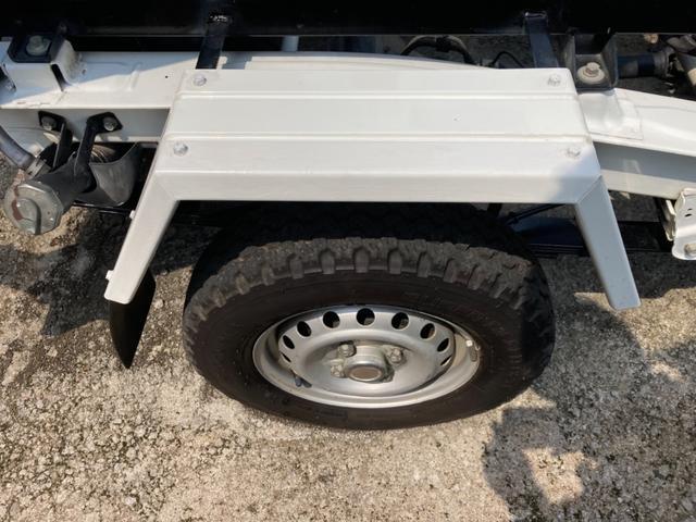 ダンプ 4WD AT エアバック パワステ エアコン(8枚目)