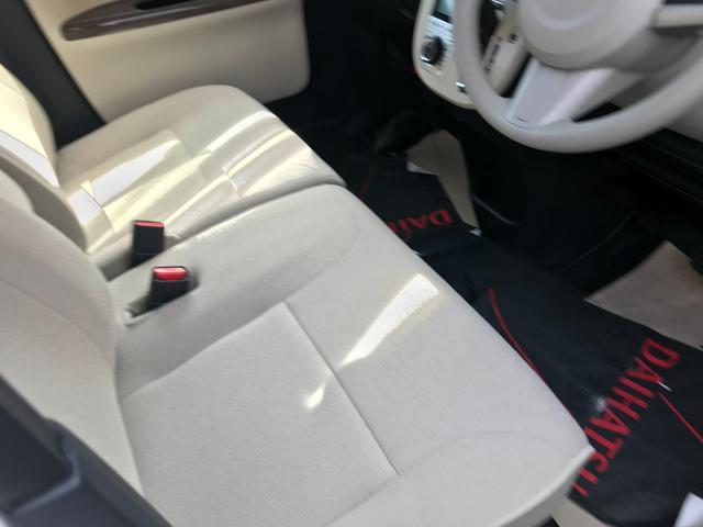 Xメイクアップリミテッド SAIII 両側パワスラ LEDライト プッシュスタート オートエアコン オプション車体色 届け出済み未使用車(25枚目)