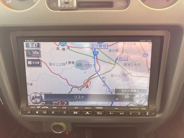 カスタムX HDDナビ ワンセグ リアスポイラー ETC 背面タイヤ ハートカバー(37枚目)