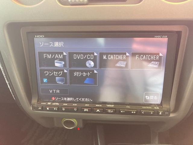 カスタムX HDDナビ ワンセグ リアスポイラー ETC 背面タイヤ ハートカバー(38枚目)