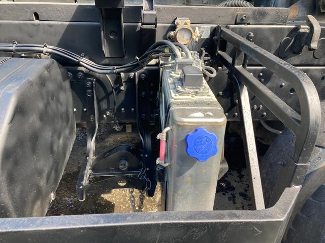 ベースグレード 10tダンプ フル装備 7速マニュアル車 電動コボレーン ETC(16枚目)