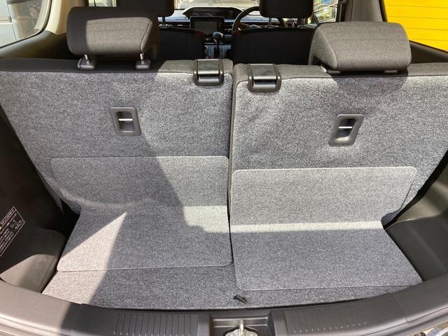 ハイブリッドT メモリーナビ レーダーブレーキサポート オートクルーズ シートヒーター スマートキー 電動格納ミラー オートライト フォグランプ プッシュスタート エアロ ABS WエアB(18枚目)