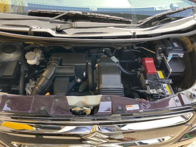 ハイブリッドT メモリーナビ レーダーブレーキサポート オートクルーズ シートヒーター スマートキー 電動格納ミラー オートライト フォグランプ プッシュスタート エアロ ABS WエアB(21枚目)