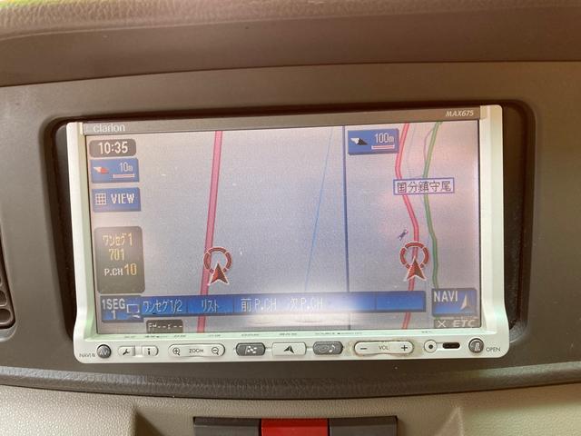 カスタムターボRSリミテッド パワースライドドア TV メモリーナビ ETC HIDライト インパネAT ターボ エアロ アルミ 電動格納ミラー ウインカーミラー オートエアコン ベンチシート プライバシーガラス(8枚目)