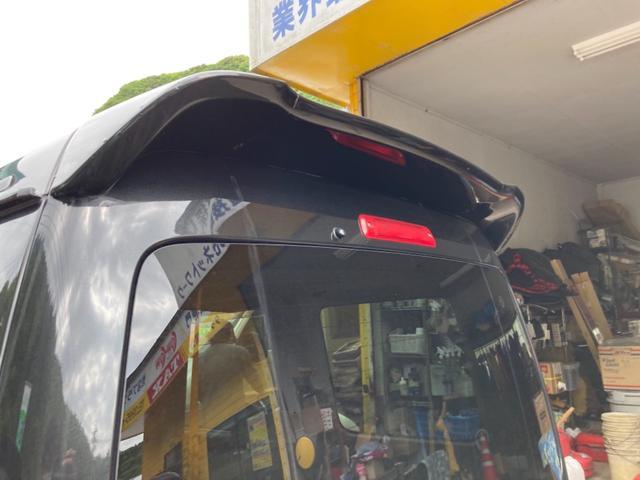 カスタムターボRSリミテッド パワースライドドア TV メモリーナビ ETC HIDライト インパネAT ターボ エアロ アルミ 電動格納ミラー ウインカーミラー オートエアコン ベンチシート プライバシーガラス(18枚目)