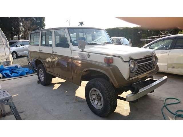 「トヨタ」「ランドクルーザー55」「SUV・クロカン」「熊本県」の中古車2