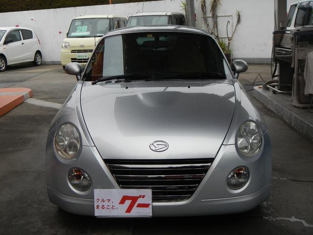 「ダイハツ」「コペン」「オープンカー」「熊本県」の中古車2