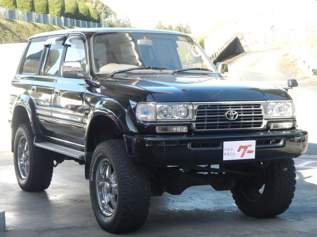 「トヨタ」「ランドクルーザー80」「SUV・クロカン」「熊本県」の中古車3