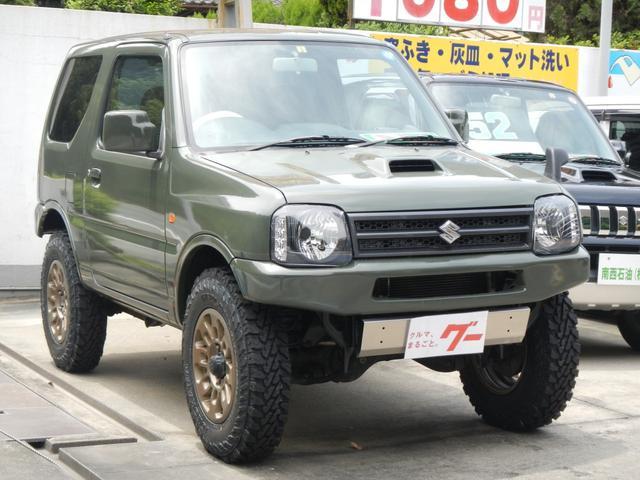 「スズキ」「ジムニー」「コンパクトカー」「熊本県」の中古車3