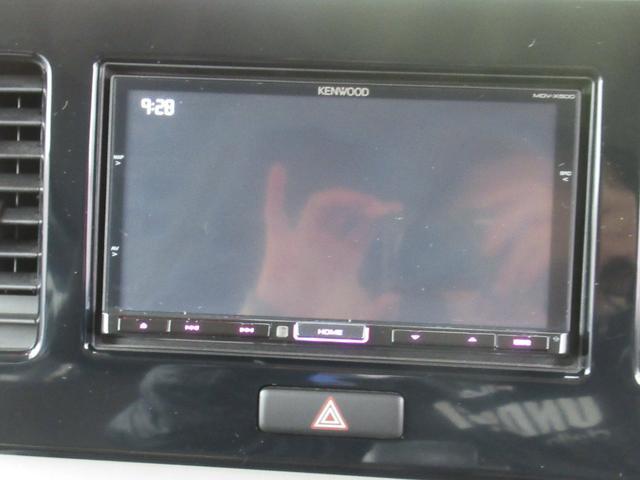 X CVT車 SDナビフルセグ プッシュS アルミ(10枚目)
