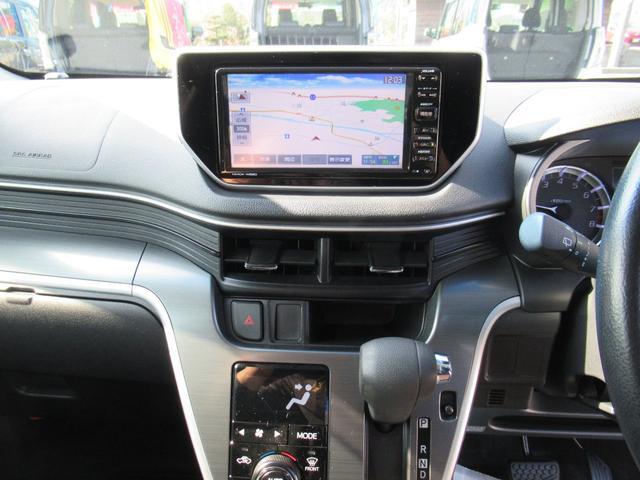 カスタム RS CVTターボ  LEDライト 純正ナビTV   バックカメラ ハンドルスイッチ 1オーナー 禁煙車(11枚目)